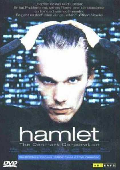 German DVDs - Hamlet The Denmark Corporation