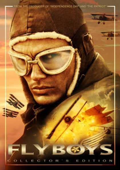German DVDs - Flyboys CE