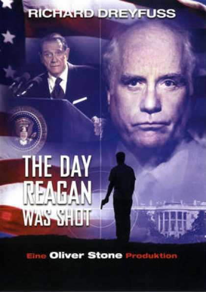 German DVDs - The Day Reagan Was Shot