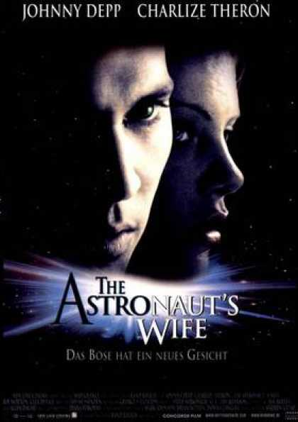 German DVDs - The Astronaut's Wife