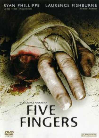German DVDs - Five Fingers
