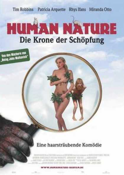 German DVDs - Human Nature