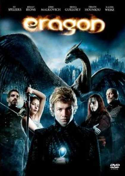 German DVDs - Eragon
