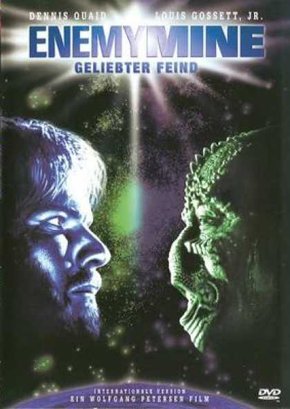 German DVDs - Enemymine