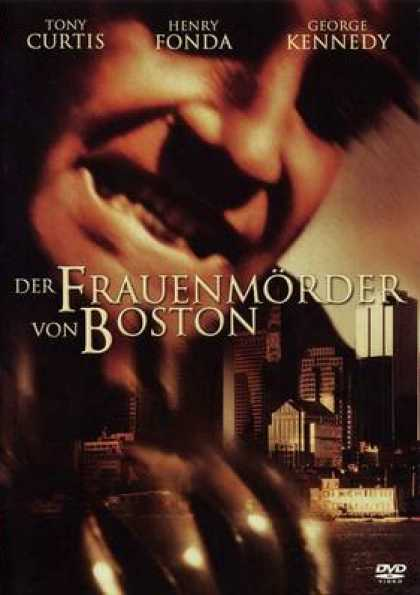 German DVDs - The Boston Strangler