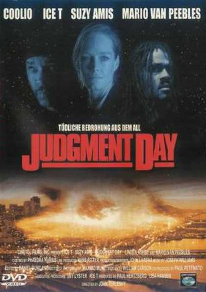 German DVDs - Judgment Day
