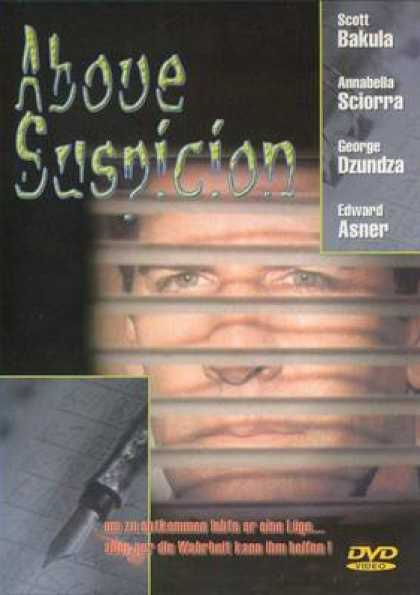 German DVDs - Above Suspicion