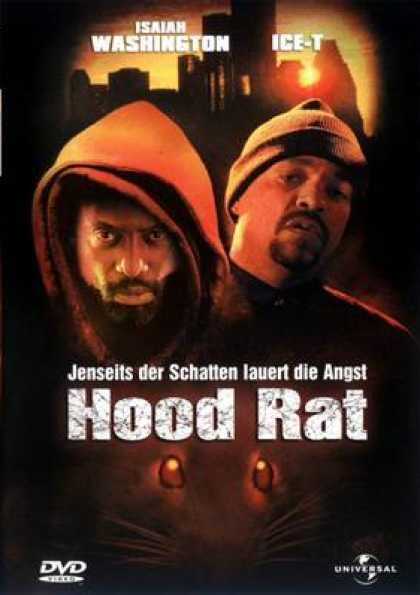 German DVDs - Hood Rat
