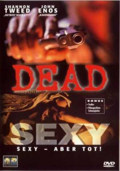 German DVDs - Dead Sexy - Sexy Aber Tot