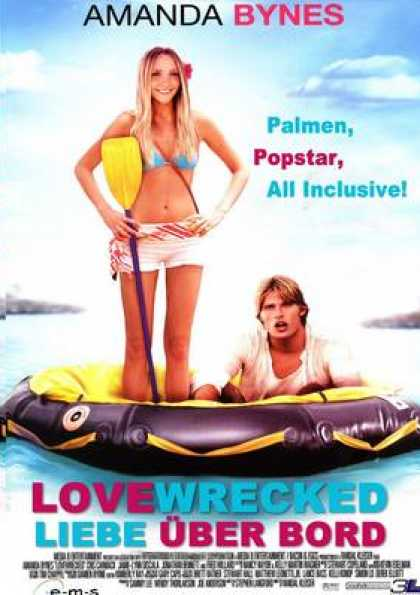 German DVDs - Lovewrecked