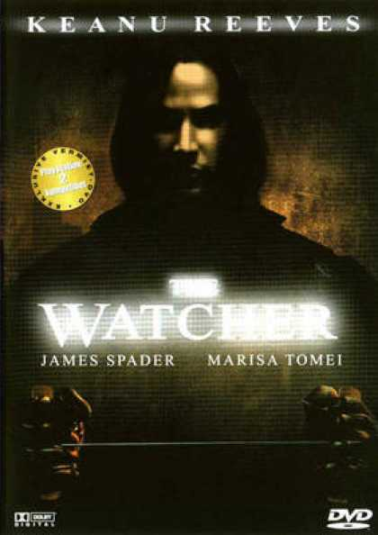 German DVDs - The Watcher