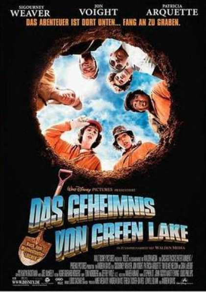 German DVDs - Holes
