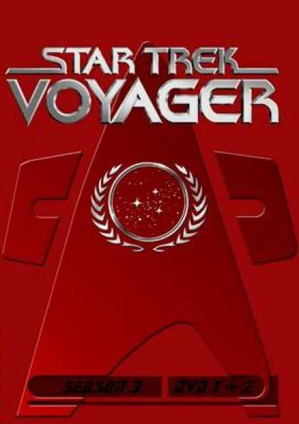 German DVDs - Star Trek Voyager Season 03 Disc 1 - 2