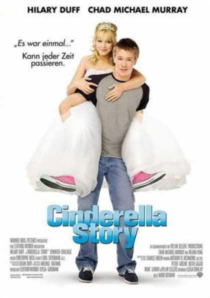 German DVDs - Cinderella Story
