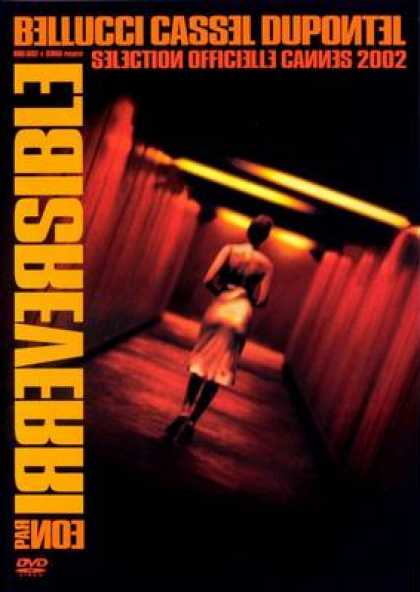 German DVDs - Irreversible