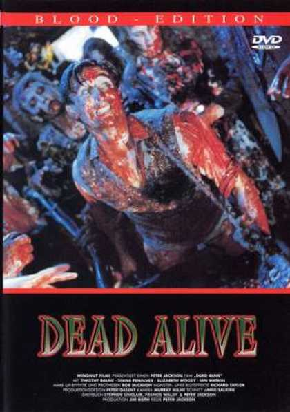 German DVDs - Dead Alive