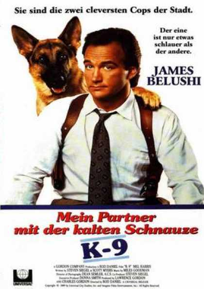 German DVDs - K9