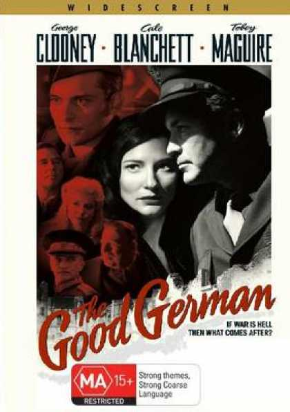 German DVDs - The Good German R4