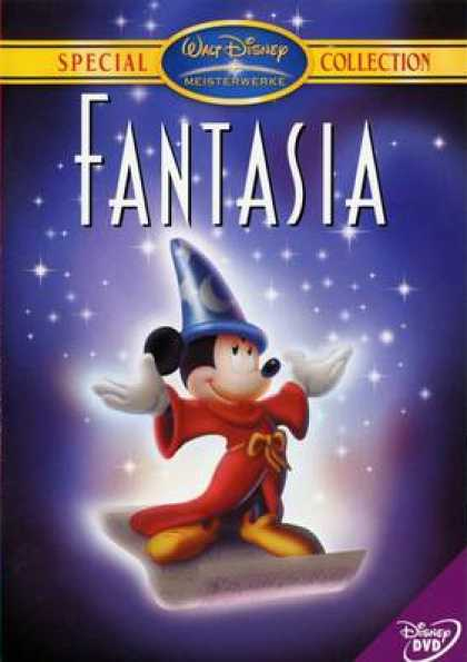 German DVDs - Fantasia