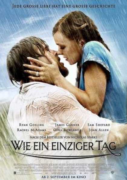 German DVDs - The Notebook