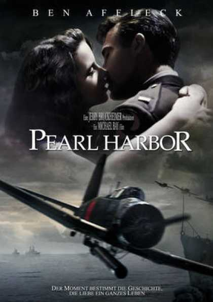 German DVDs - Pearl Harbor