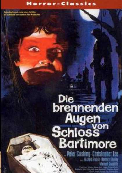 German DVDs - The Gorgon