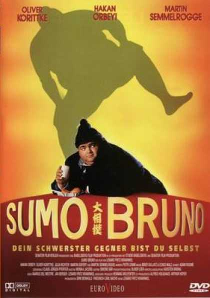German DVDs - Sumo And Bruno
