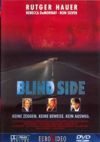German DVDs - Blind Side
