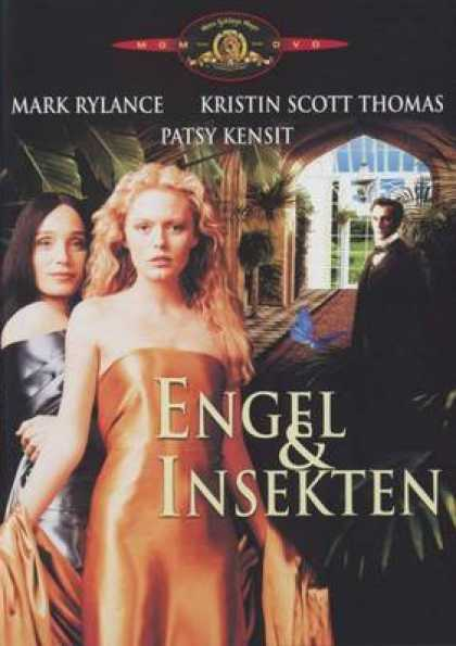 German DVDs - Angels And Insects