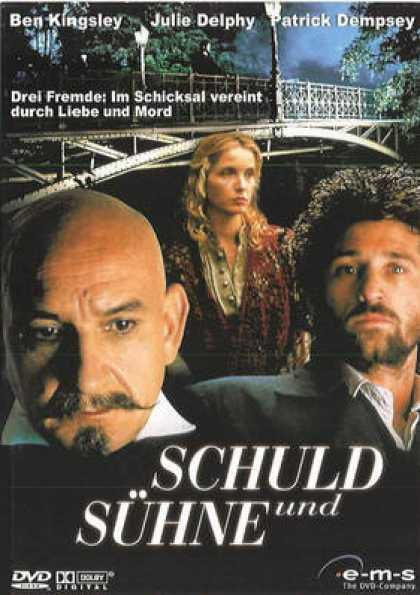 German DVDs - Crime And Punishment