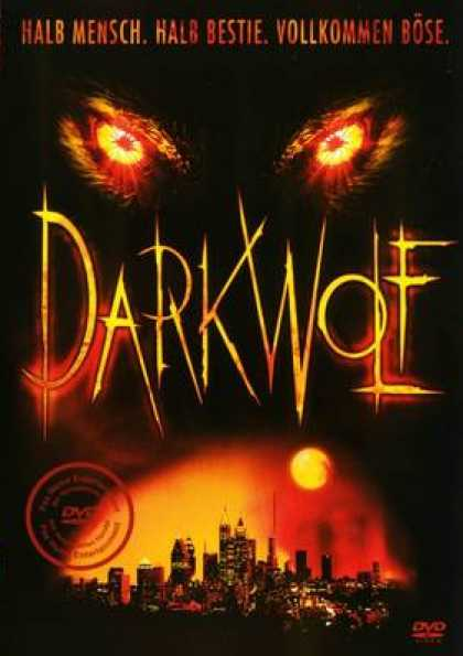 German DVDs - Darkwolf