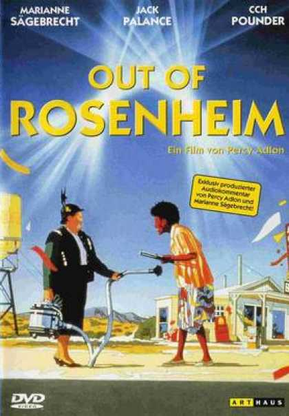 German DVDs - Out Of Rosenheim