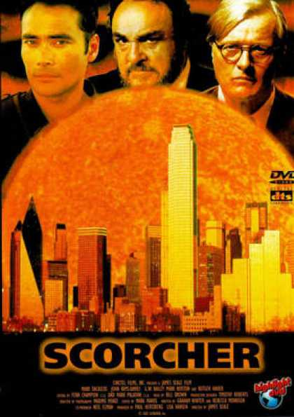 German DVDs - Scorcher