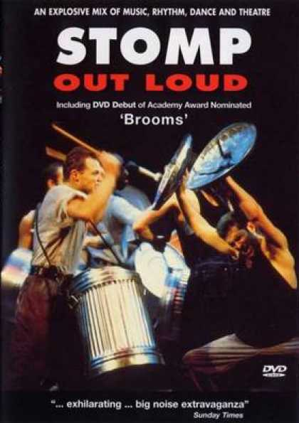 German DVDs - Stomp Out Loud