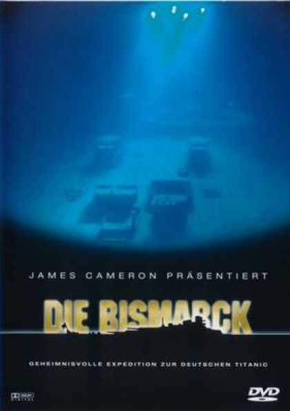 German DVDs - The Bismarck