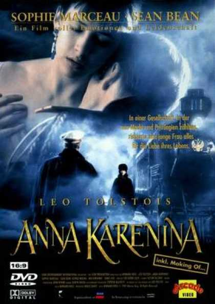 German DVDs - Anna Karenina