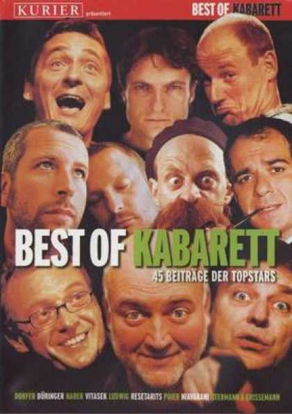German DVDs - The Best Of Kabarett Vol 1