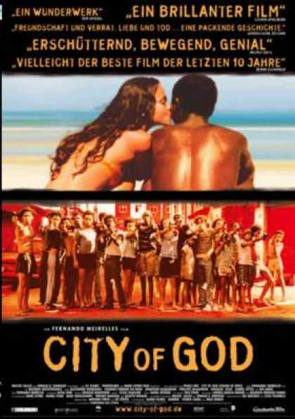 German DVDs - City Of God