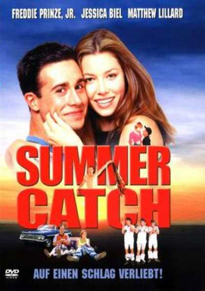 German DVDs - Summer Catch
