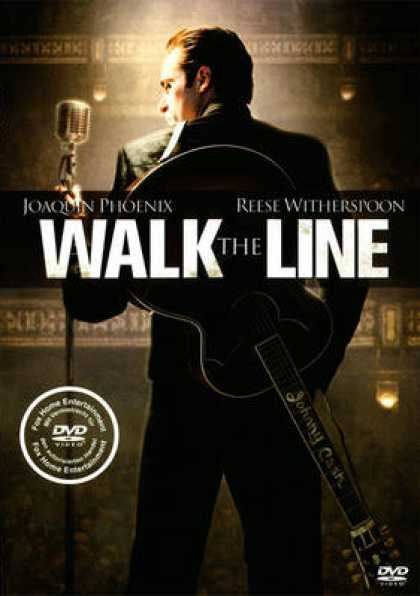 German DVDs - Walk The Line