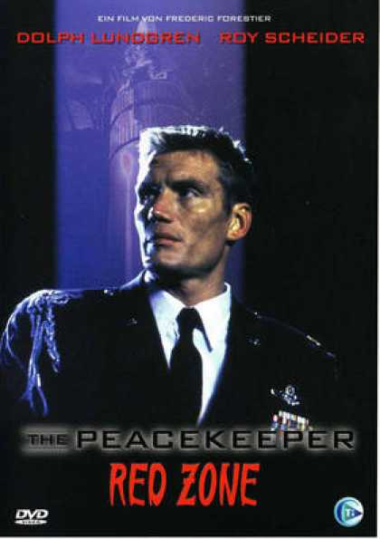 German DVDs - The Peacekeeper