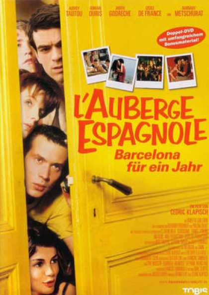 German DVDs - The Spanish Apartment
