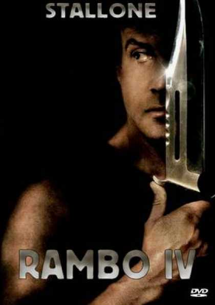 German DVDs - Rambo IV