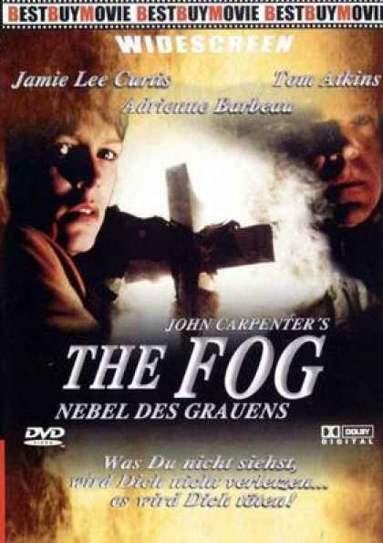 German DVDs - The Fog