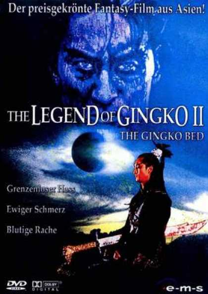 German DVDs - The Legend Of Gingko 2 The Gingko Bed