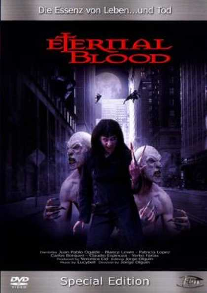 German DVDs - Eternal Blood