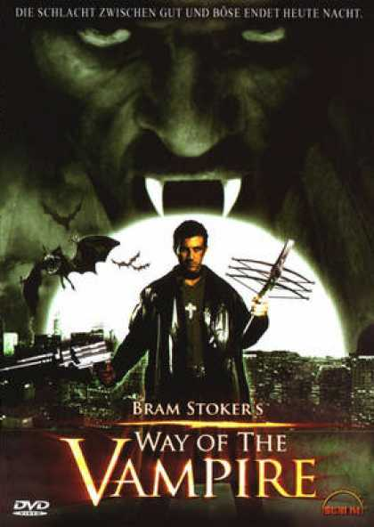 German DVDs - Way Of The Vampire
