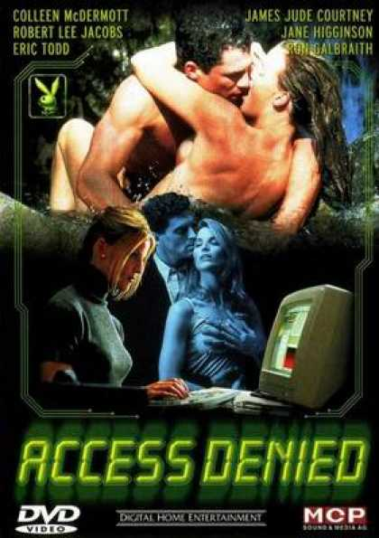 German DVDs - Acces Denied