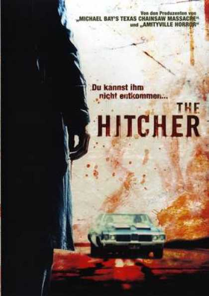 German DVDs - The Hitcher