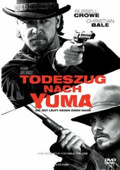 German DVDs - 3:10 To Yuma